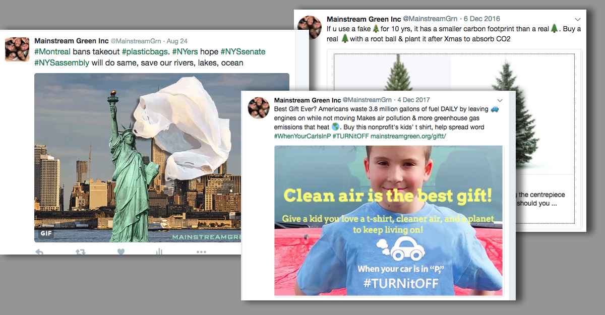 Social media advocacy spurs action for environmental organization
